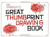 Ed Emberley's Great Thumbprint Drawing Book - book cover picture