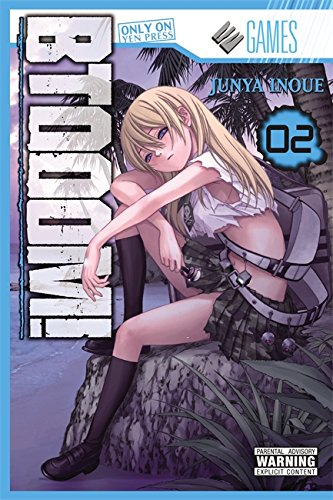 BTOOOM! Book 2 cover