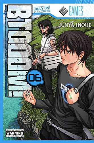 BTOOOM! Book 6 cover