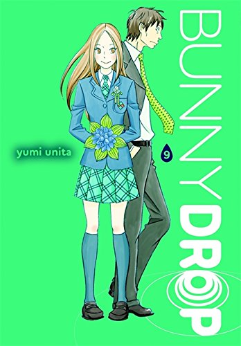 Bunny Drop Book 9 cover