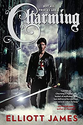BOOK REVIEW: Charming by Elliott James