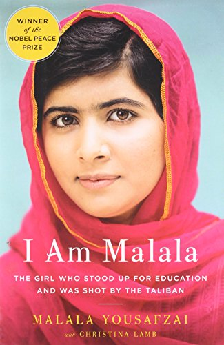 I Am Malala, by Yousafzai, M.
