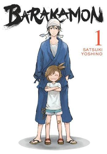 Barakamon Book 1 cover