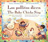 Los Pollitos Dicen / The Baby Chicks Sing - book cover picture