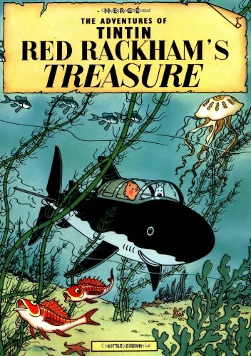 Red Rackham's Treasure (Adventures of Tintin Series)