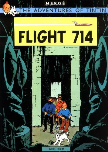 Flight 714 (Adventures of Tintin Series)