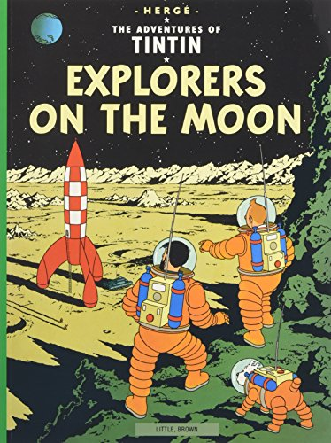 Explorers on the Moon (The Adventures of Tintin)
