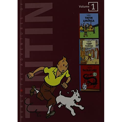 Adventures-of-Tintin-3-Complete-Adventures-in-1-Volume-by-Herge-H-9780316359405