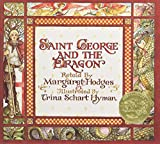 Saint George and the Dragon - book cover picture