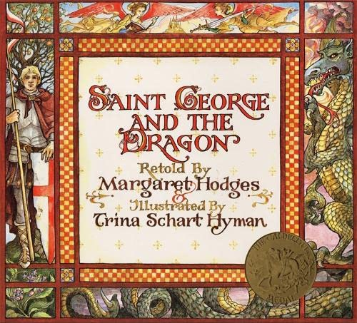 [Saint George and the Dragon]