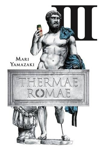 Thermae Romae Book 3 cover