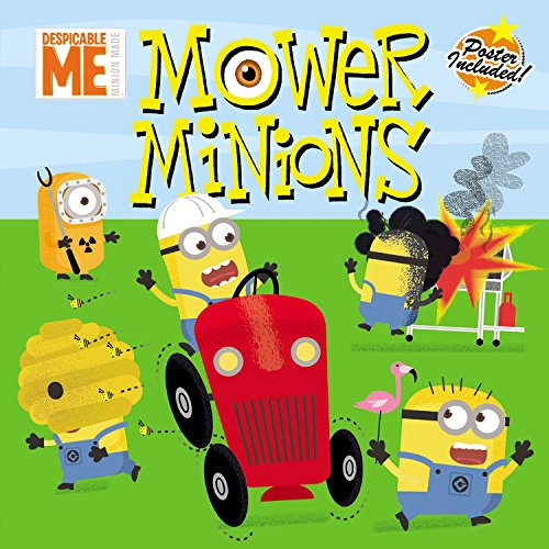 Despicable Me Minion Made: Mower Minions