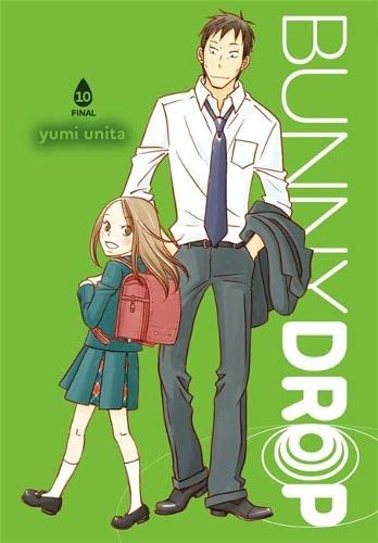 Bunny Drop Book 10 cover