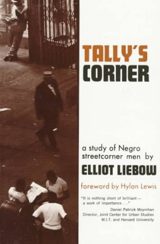 Tally's Corner, Liebow, Elliot