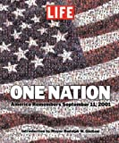 One Nation: America Remembers September 11, 2001 - book cover picture