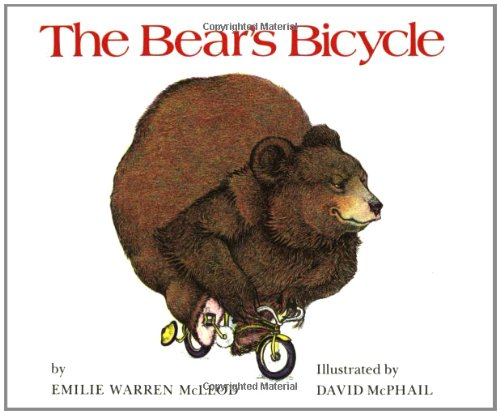 [The Bear's Bicycle]