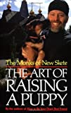 The Art of Raising a Puppy - book cover picture