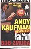 Andy Kaufman Revealed!: Best Friend Tells All - book cover picture