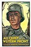 All Quiet on the Western Front - book cover picture