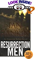 Resurrection Men: An Inspector Rebus Novel by Ian Rankin