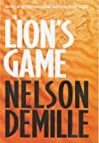 The Lion's Game - book cover picture