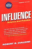Influence: Science and Practice (4th Edition) - book cover picture