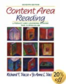 Content Area Reading: Literacy and Learning Across the Curriculum (7th Edition)