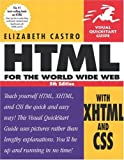HTML for the World Wide Web with XHTML and CSS: Visual QuickStart Guide, Fifth Edition - book cover picture