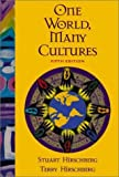 One World, Many Cultures, Fifth Edition by Stuart Hirschberg, Terry Hirschberg   (Paperback)