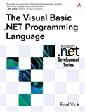 The Visual Basic .Net Programming Language Cover