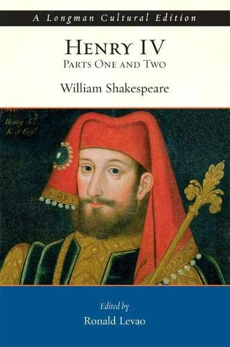 William Shakespeare's Henry IV: A Longman Cultural Edition (Longman Cultural Editions)