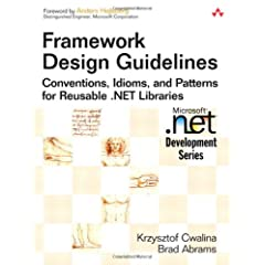 framework design guidelines cover