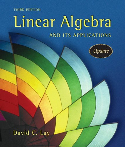 linear algebra and its applications 4th edition lay solutions manual pdf
