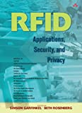 Buy RFID : Applications, Security, and Privacy from Amazon