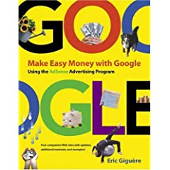 Cover of Make Easy Money with Google
