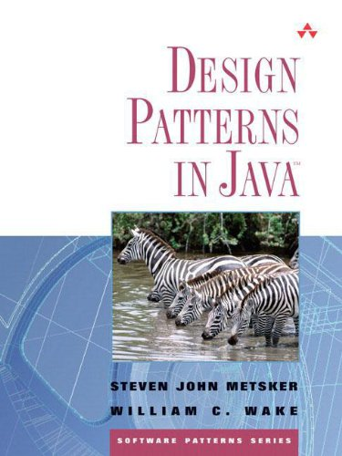 Design Patterns in Java(TM) (Software Patterns Series)