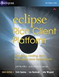 Eclipse Rich Client Platform: designing, coding, and packaging Java applications