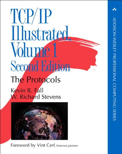 411. TCP/IP Illustrated, Volume 1: The Protocols (2nd Edition) (Addison-Wesley Professional Computing Series)