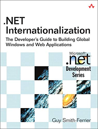 .NET Internationalization: The Developer