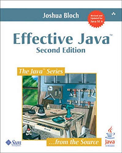Effective Java : A Programming Language Guide