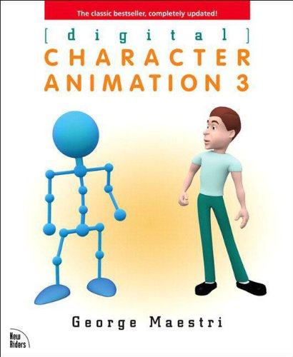 Book Cover: Digital Character Animation 3