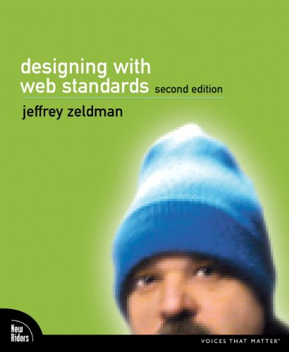 Book Cover: Designing with Web Standards (2nd Edition)
