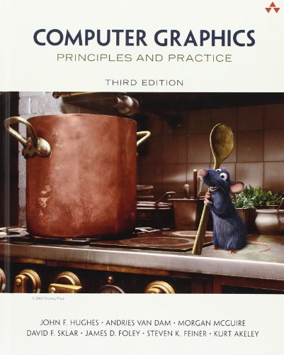 353. Computer Graphics: Principles and Practice (3rd Edition)