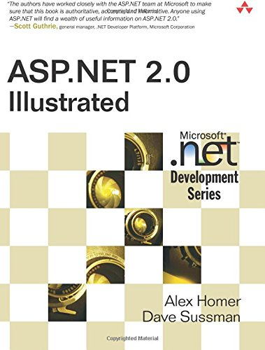 Book Cover: ASP.NET 2.0 Illustrated (Microsoft .NET Development Series)