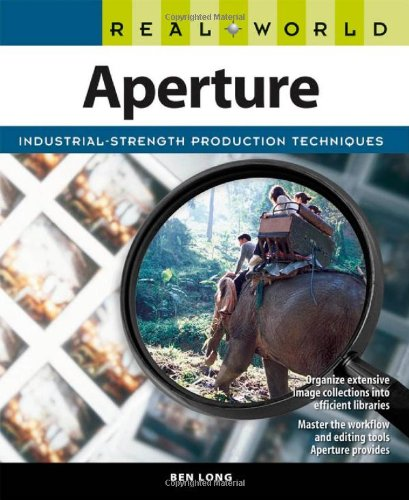 Book Cover: Real World Aperture (Real World)