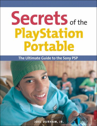 Book Cover: Secrets of the PlayStation Portable (Secrets of...)