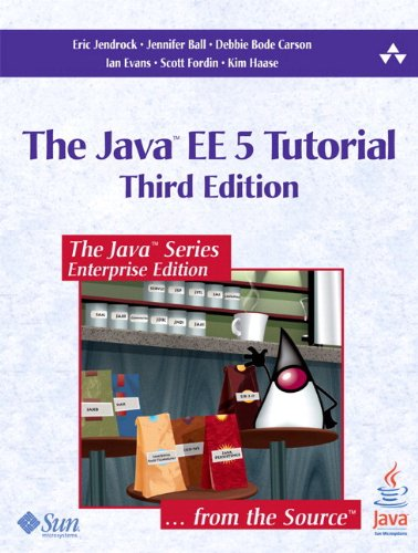 Java™ EE 5 Tutorial, The (3rd Edition)