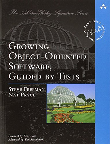 211. Growing Object-Oriented Software, Guided by Tests
