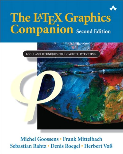 LaTeX Graphics Companion, The (2nd Edition)