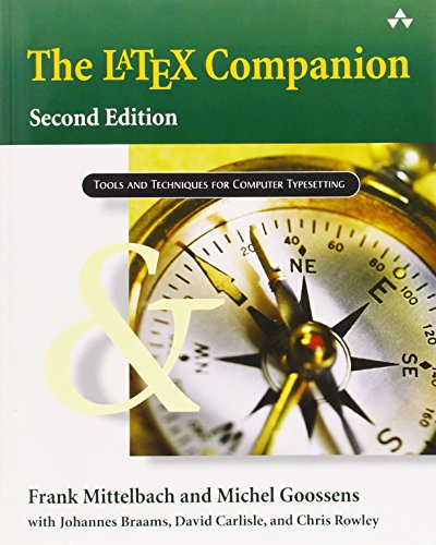 The LaTeX Companions Third Revised Boxed Set: A Complete Guide and Reference for Preparing,  Illustrating and Publishing Technical Documents (2nd Edition)